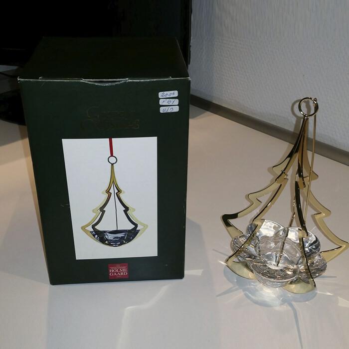 Holmegaard Christmas 2006
