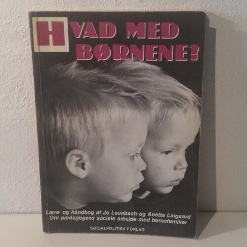 Hvad med børnene - lære- og håndbog