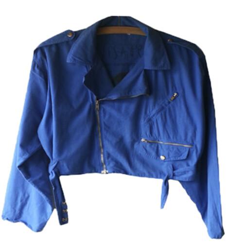 Visage jakke blå str. 25