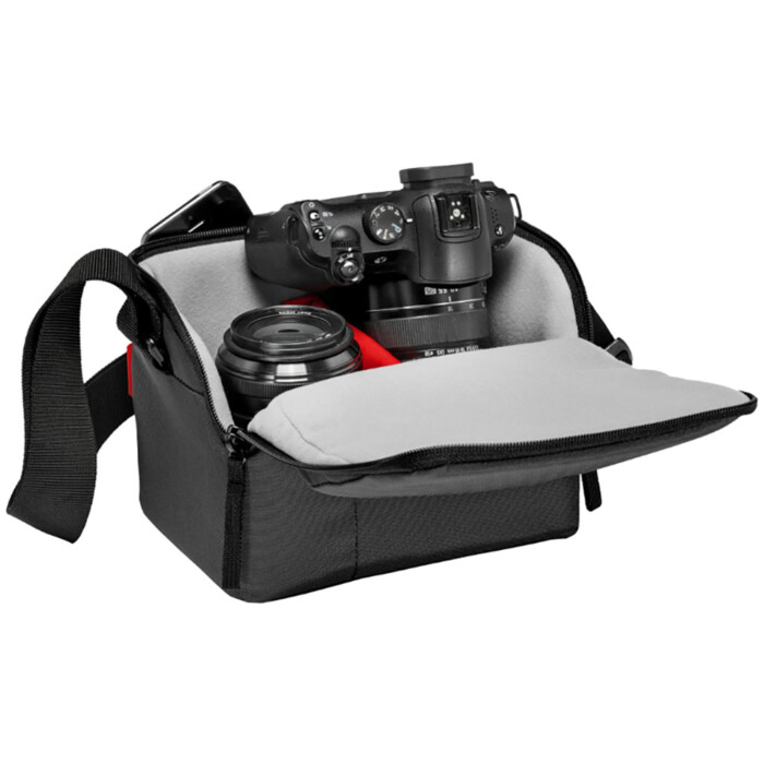 Manfrotto NX-H | Kamera skuldertaske