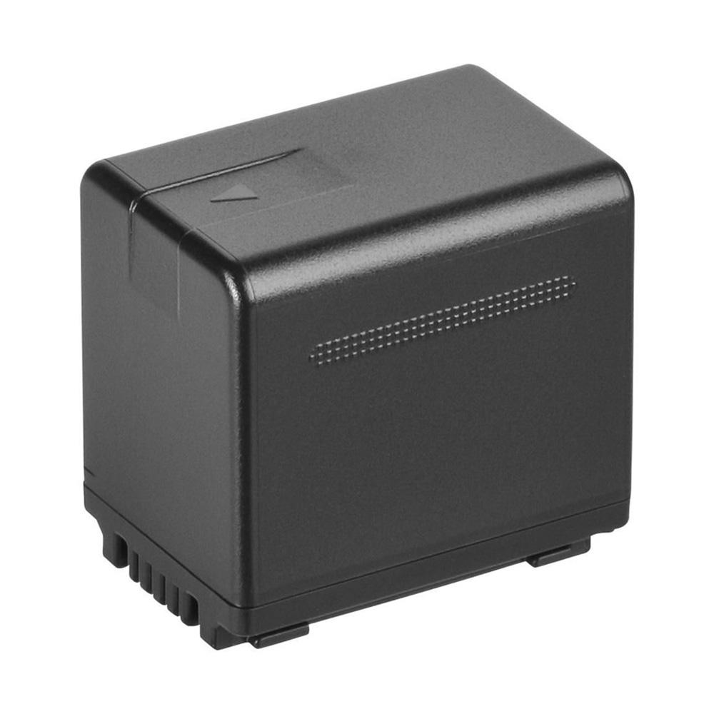 Panasonic vw-vbt380e-k batteri + lader 220v