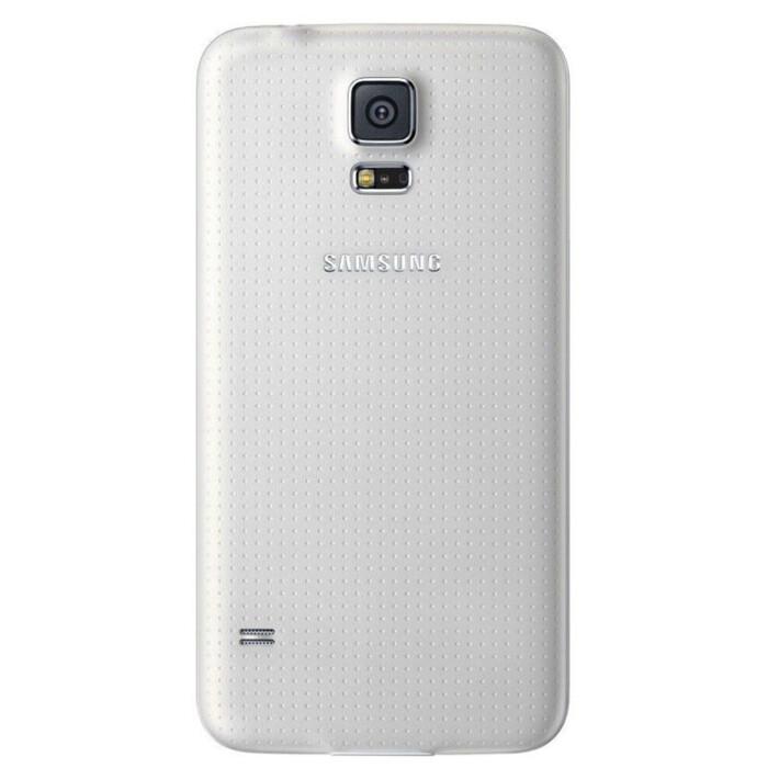Samsung s5 sm-g900f hvid_back