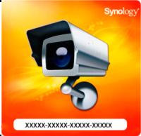 Synology kameralicens