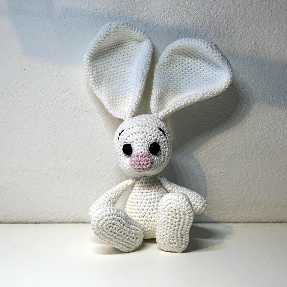 Hæklet Bunny