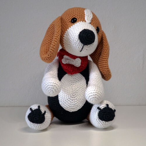 Hæklet-Bo-Beagle-hund