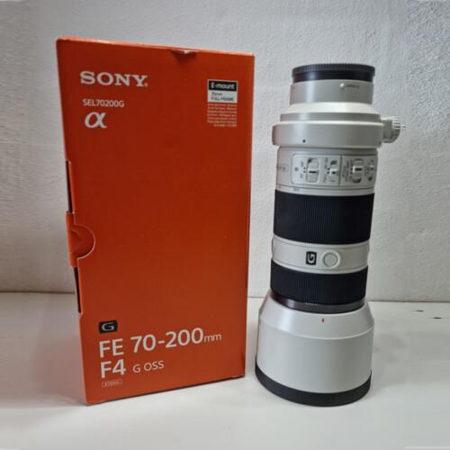 SONY FE 70-200MM F/4G OSS